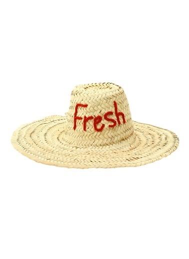Etincelles Şapka Kırmızı